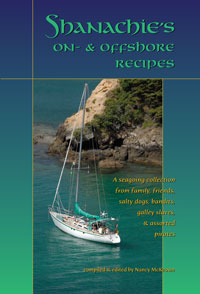 Shanachie's On- & Offshore Recipes