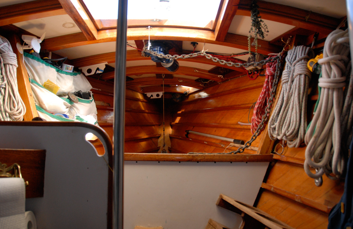 Boat Layout Shanachie Voyages